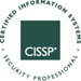 (ISC)2 Certified Information System Security Professional